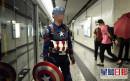 第二代「美国队长」疑高叫港独口号 涉违国安法被捕