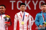 【東京奧運】李發彬舉重61公斤級封王 中國第五金