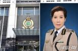 何珮珊獲國務院任命 成首位海關女關長