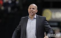 【NBA】據報傑特成任獨行俠新帥 正積極籌組教練班底
