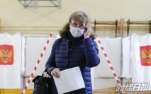 統一俄羅斯黨得票逾48% 料繼續控制國會