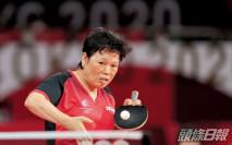 【東奧乒乓】58歲上海奶奶倪夏蓮代表盧森堡出戰 享受過程雖敗猶榮