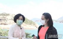 【Kelly Online】鄭泳舜容海恩落區派花 葉劉推薦健康產品送媽媽