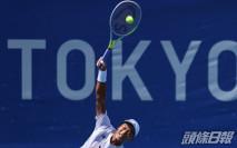 【東京奧運】盧彥勲首圈出局 結束二十年網球生涯