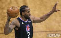 NBA|李安納復康進度良好 惟復出無期