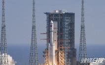 天舟三號貨運飛船成功發射 為下月航天員留駐太空站準備