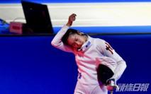 【東京奧運】江旻憓八強飲恨下馬 眼泛淚光答謝支持者