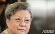 范徐麗泰:政制發展非香港「話事」 批反對派無被諮詢資格