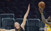 【NBA】大帝占士愛回家 轟四十六分率湖人挫騎士