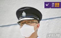選委會 蕭澤頤:明派至少5千警力 票站等地作高姿態巡邏