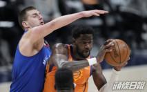 【NBA】約基治超級三雙難救主 太陽3:0領先金塊