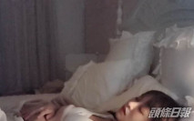 台女網紅穿小背心直播睡覺 引逾1.4萬人觀看