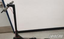 警大嶼山打擊電動滑板車 拘一男一女