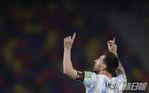 【美洲盃】美斯領軍爭取兩連勝 阿根廷周二早上鬥巴拉圭