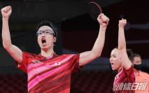【東京奧運】罹患眼疾曾有引退念頭 水谷隼「戴鏡」參戰全為伊藤美誠