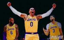 【NBA】據報與巫師達成協議 湖人換韋斯博克組三巨