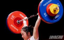 【東奧舉重】冠軍收割器倒灶廖秋雲55公斤級舉重掛銀