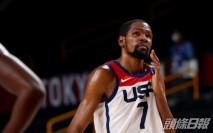【東奧籃球】杜倫破安東尼紀錄 成美籃奧運史上得分王