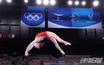【東奧體操】管晨辰平衡木封后  比莉絲復出僅摘銅