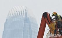 空氣污染料達「嚴重」水平 環保署籲市民減戶外活動