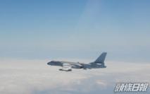 13架解放軍機飛入台空域 美促北京停止施壓