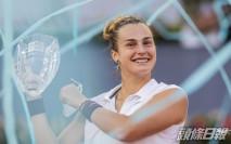 【網球】馬德里公開賽 莎芭蓮卡挫芭迪封后