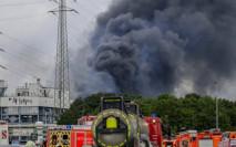 德國勒沃庫森工廠發生爆炸 至少1死4失蹤