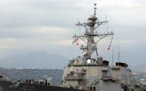 美軍艦通過台灣海峽 今年第9次