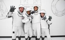 SpaceX「全平民」太空团首报平安 已完成第一轮科学研究