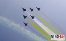殲20換裝國產引擎現身珠海航展 空軍新司令首亮相致辭