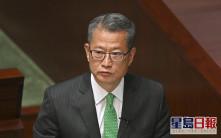陳茂波:將推出大灣區理財通 9個城市居民可跨境投資銀行產品