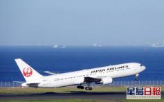 日航削減2月21日至3月28日香港來回東京航班