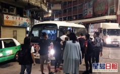 警天水围元朗冚3赌档 拘76人