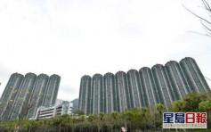 映灣園高層呎售1.18萬