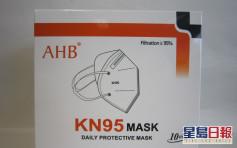 含菌量超標 海關籲停用一款中國製外科口罩
