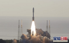 美国火星探测器「毅力号」成功发射