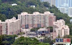 曉翠山莊中層呎售1.39萬