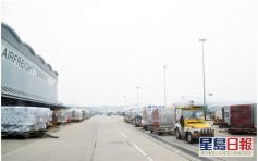 機場2工人10米高平台墮地受傷送院