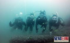 300尋寶點政府零反應 水下考古遙遙無期