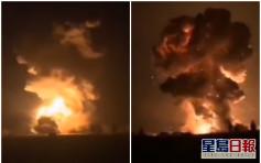 四川煙花爆竹廠爆炸 現「蘑菇雲」至少6人傷