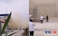 武漢工業園區化工廠爆炸 至少5死1傷