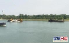廣西貨船觸礁沉沒3人獲救 2人仍失蹤