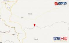 新疆和田地區于田縣發生6.4級地震