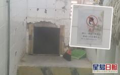 【奪命垃圾槽】男清潔工飛墮35層槽底亡 槽口曝光長闊半米