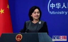 【大拘捕】華春瑩斥蓬佩奧干涉港事干擾法治 指少數反華政客上演最後瘋狂