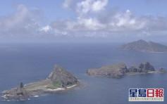 中國海警船連續兩日駛入釣魚島附近海域