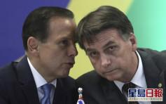 巴西累計確診超316萬 聖保羅州州長染疫