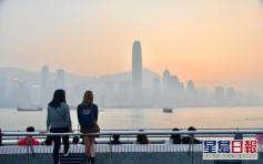 环保署指珠三角空气有改善 去年臭氧浓度创13年新高