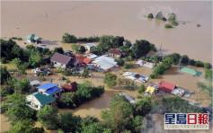 台风「环高」迫近越南 46万人需要疏散
