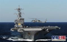 美航空母艦官兵確診 海軍拒絕透露染疫人數